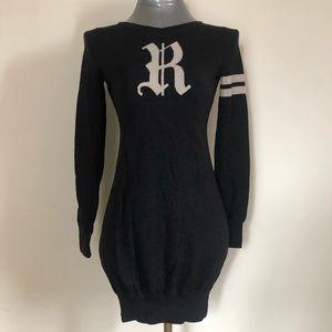 Ralph Lauren Rugby 100% wool sweater dress S